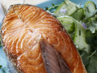 Salmon: A Firm Fish with Rich, Buttery Flavor | Food & Nutrition Magazine | Volume 10, Issue 3