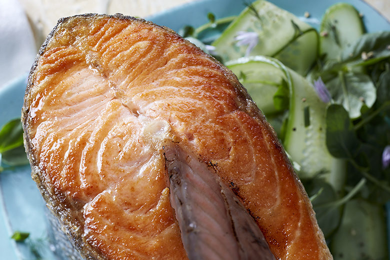 Salmon: A Firm Fish with Rich, Buttery Flavor   Food & Nutrition Magazine   Volume 10, Issue 3