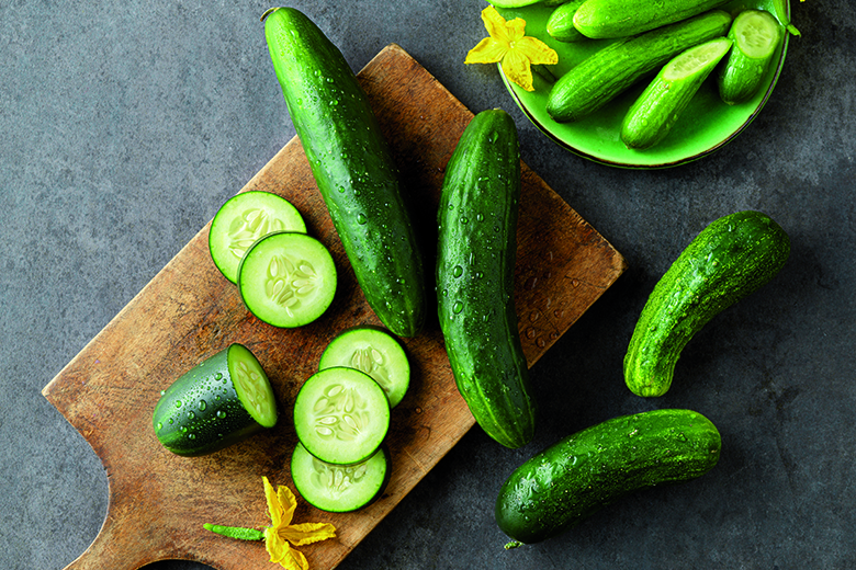 Cucumbers: Cool, Crisp and Refreshing