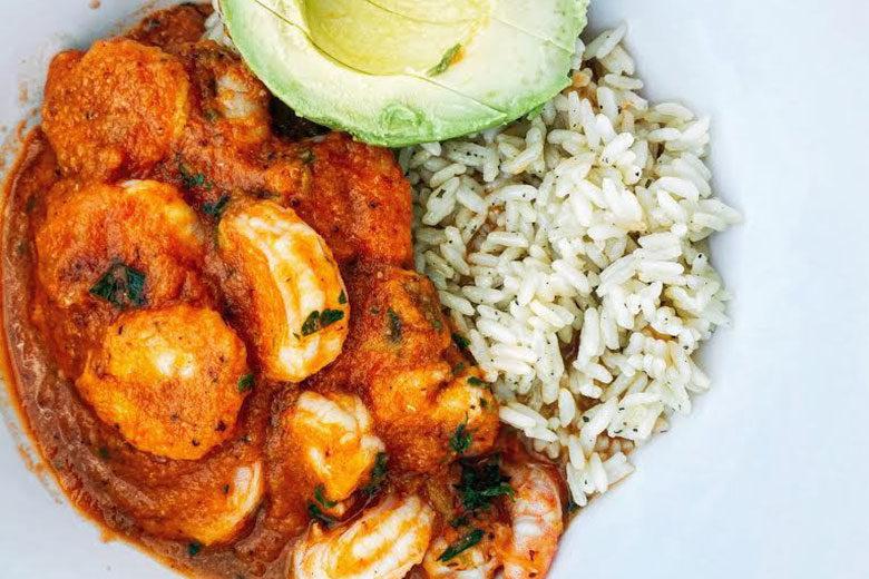 Shrimp Diablo - Food & Nutrition Magazine - Stone Soup