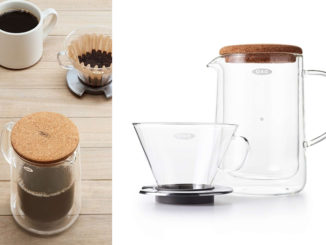 Sleek Pour-Over Set Brews a Good Cup of Joe