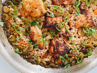 Smoky Chicken and Rice Skillet - Food & Nutrition Magazine - Stone Soup