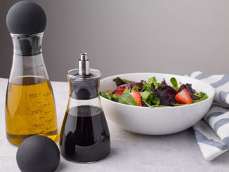 For the Perfect Drizzle of Oil and Vinegar Every Time - Food & Nutrition Magazine - Stone Soup