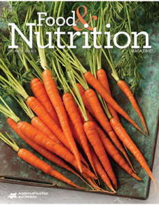 Food & Nutrition Magazine®: Past Issues -
