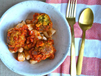 Vegetarian Chickpea Meatballs
