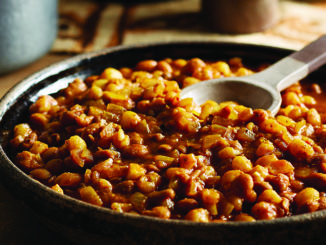 Hominy and Beans