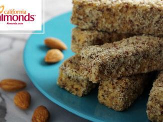Almond-Crusted Tofu Sticks