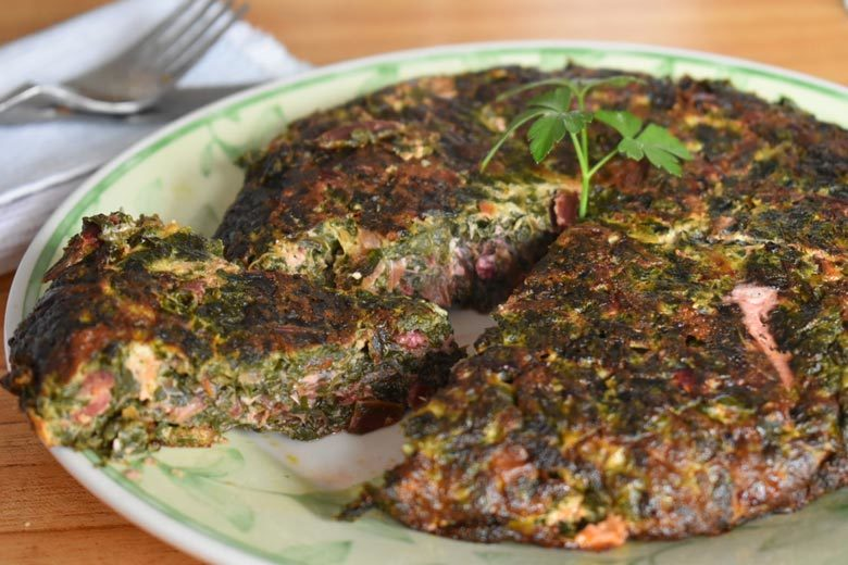 Beet Greens Frittata | Food & Nutrition | Stone Soup