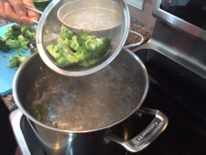 Why You Should Be Blanching Vegetables