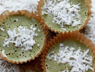 Green Tea Frozen Yogurt Breakfast Cups | Food & Nutrition | Stone Soup