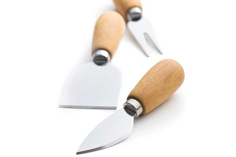 Cheese Knives: Slice It Right