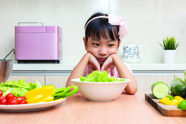 When Picky Turns Problematic: What to know about ARFID   Food & Nutrition Magazine   Volume 10, Issue 3