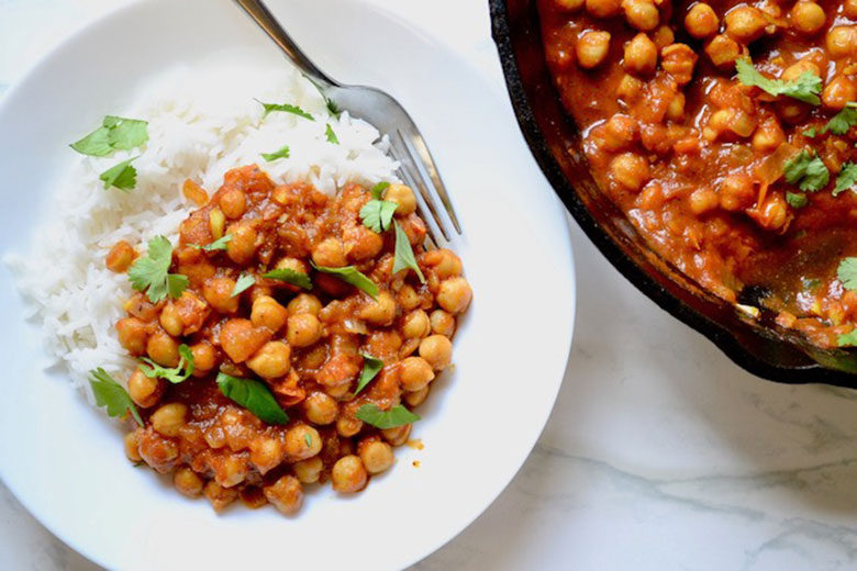 Chole: Indian-Spiced Chickpeas | Food & Nutrition | Stone Soup