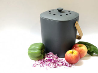 A Luxurious-Looking, Odor-Free Bin to Compost in Style - Food & Nutrition Magazine - Stone Soup