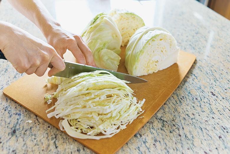 DIY Kitchen: Sauerkraut Step-by-Step -