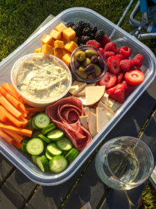 Light and Fresh Farmers Market Meals -