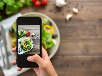 Food Photography as a Creative Outlet for Dietetic Students
