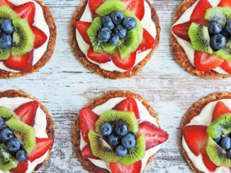 Super-Duper Fruit Pizzas - Food & Nutrition Magazine - Stone Soup