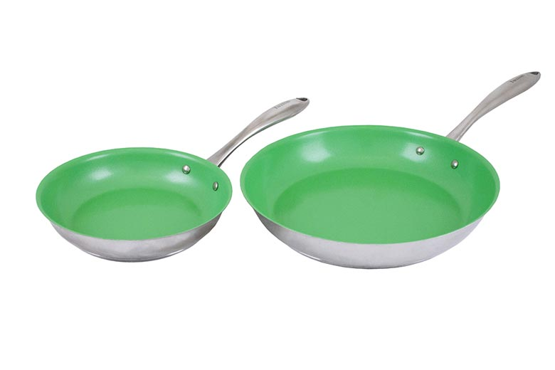 Easy to Cook, Easier to Clean Frypan Set