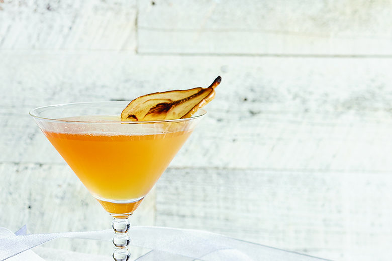 Ginger Pear Punch
