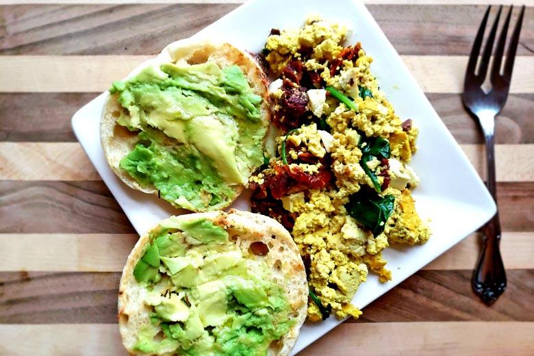 Greek Tofu Breakfast Scramble   Food & Nutrition   Stone Soup