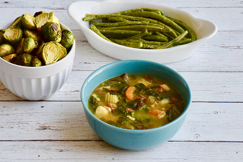 Hearty Winter Soup - Food & Nutrition Magazine - Stone Soup
