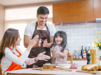 5 Ways to Get Your Kids in the Kitchen - Food & Nutrition Magazine - Stone Soup