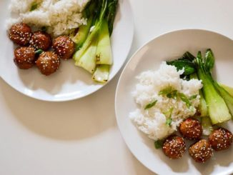 Asian-Style Meatballs with Sweet & Spicy Sauce | Food & Nutrition | Stone Soup