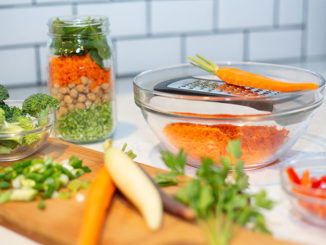 Convenient Grating with Minimal Mess - Food & Nutrition Magazine - Stone Soup