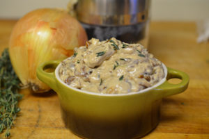 Balsamic Glazed Onion Dip