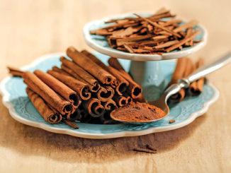 Savor: Cinnamon