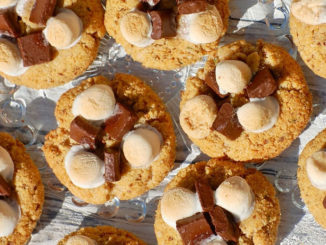 Healthy S'mores Cookies - Food & Nutrition Magazine - Stone Soup