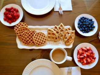 The Fluffiest Waffles - Food & Nutrition Magazine - Stone Soup
